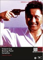 Takeshi Kitano (3 DVD)