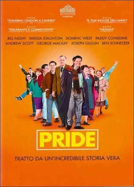 Pride di Matthew Warchus - DVD