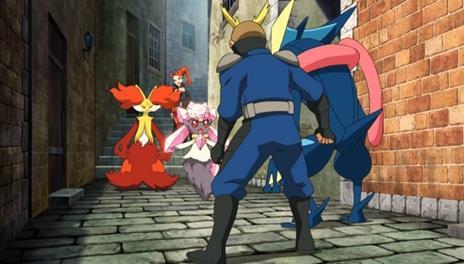 Pokemon. Il film. Diancie e il bozzolo della distruzione di Kunihiko Yuyama - Blu-ray - 3