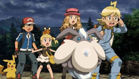 Pokemon. Il film. Diancie e il bozzolo della distruzione di Kunihiko Yuyama - Blu-ray - 4