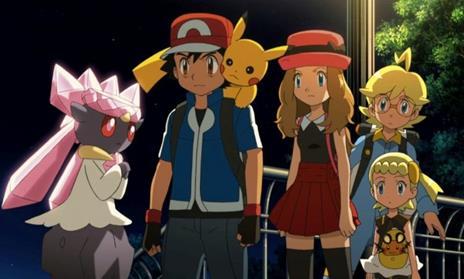 Pokemon. Il film. Diancie e il bozzolo della distruzione di Kunihiko Yuyama - Blu-ray - 6