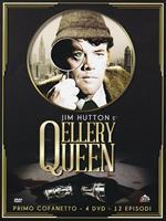 Ellery Queen. Vol. 1 (4 DVD)