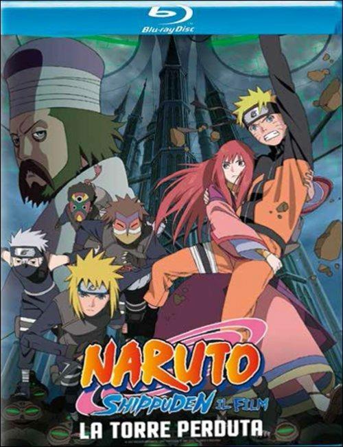 Naruto Shippuden. Il film. La torre perduta di Masahiko Murata - Blu-ray