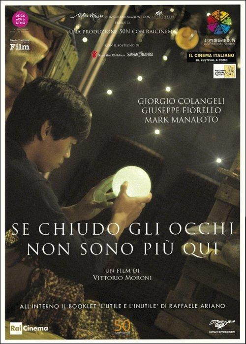 Se chiudo gli occhi non sono più qui di Vittorio Moroni - DVD