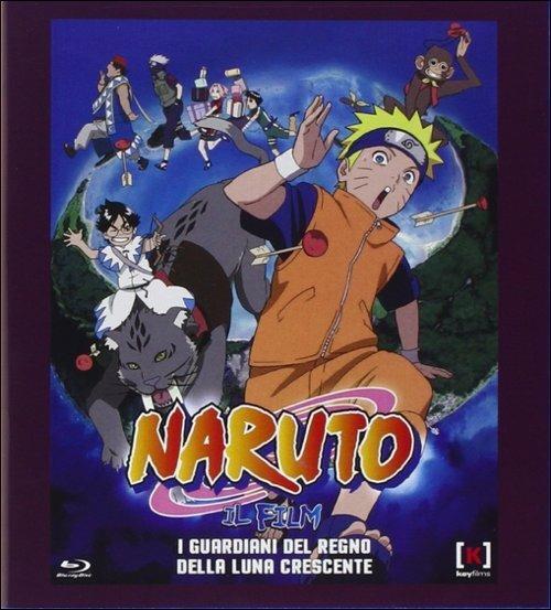 Naruto. Il film. I guardiani del regno della luna crescente di Toshiyuki Tsuru - Blu-ray