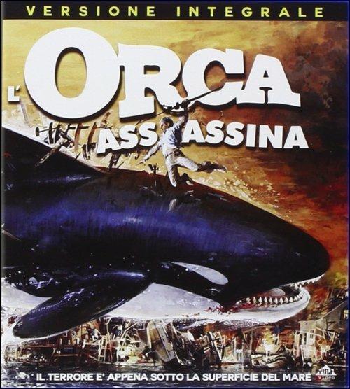 L' orca assassina di Michael Anderson - Blu-ray