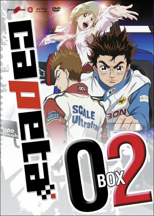 Capeta. Box 2 (5 DVD) di Atsushi Nogorikawa - DVD