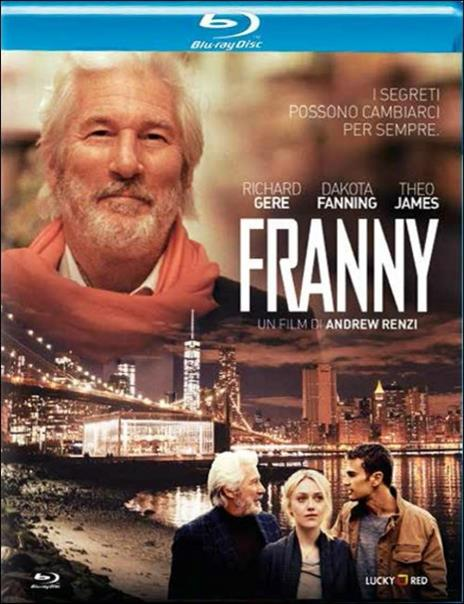 Franny di Andrew Renzi - Blu-ray