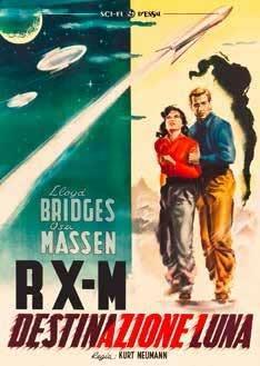 RX-M Destinazione Luna di Kurt Neumann - DVD