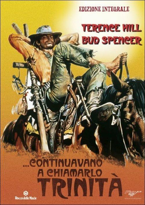 Continuavano a chiamarlo Trinità di Enzo Barboni - DVD - 2