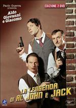 La leggenda di Al, John e Jack (2 DVD)