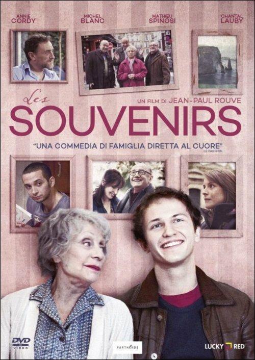 Les souvenirs di Jean-Paul Rouve - DVD