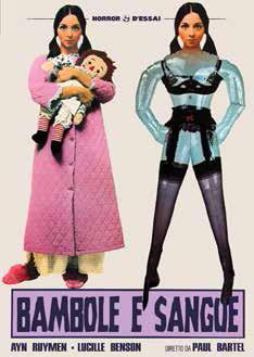 Bambole e sangue di Paul Bartel - DVD
