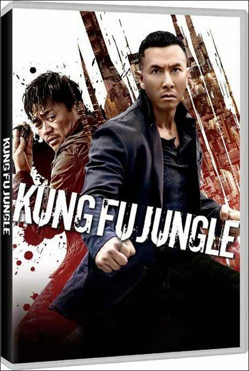 Kung Fu Jungle (DVD) di Teddy Chan - DVD
