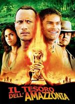 Il tesoro dell`Amazzonia (Blu-ray)