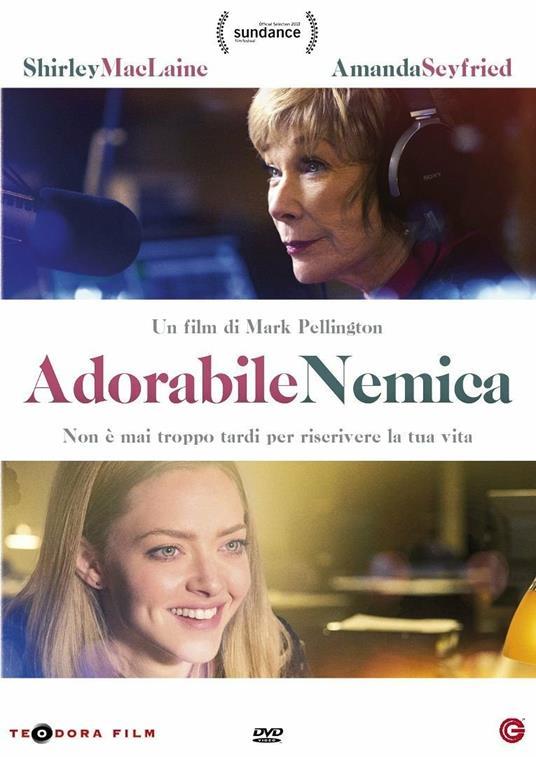 Adorabile nemica (DVD) di Mark Pellington - DVD