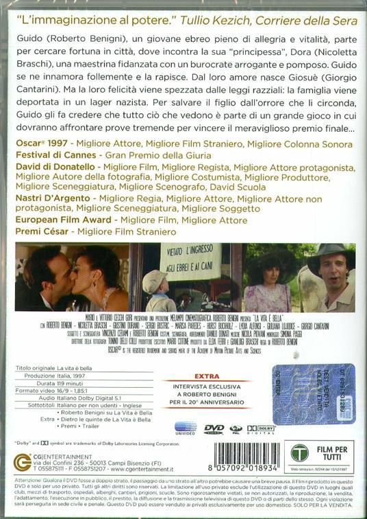 La vita è bella (DVD) di Roberto Benigni - DVD - 7