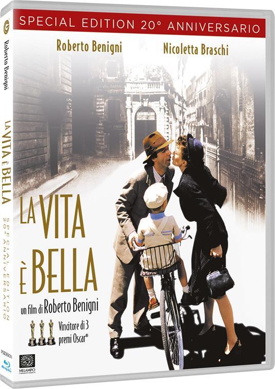 La vita è bella (Blu-ray) di Roberto Benigni - Blu-ray