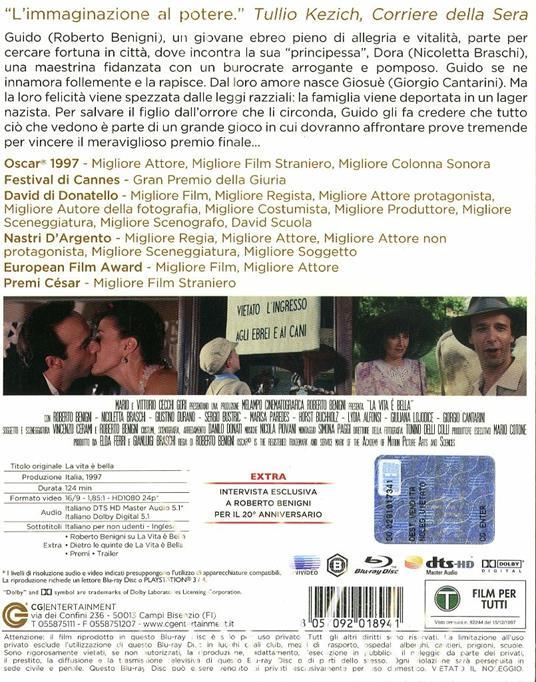 La vita è bella (Blu-ray) di Roberto Benigni - Blu-ray - 7