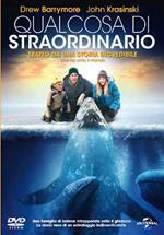 Qualcosa di straordinario (DVD)