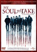 My Soul to Take. Il cacciatore di anime (DVD)