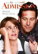 Admission. Matricole dentro o fuori (DVD)