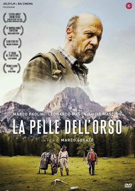La pelle dell`orso (DVD)  di Marco Segato - DVD