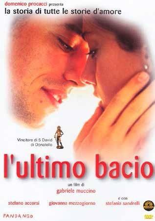L' ultimo bacio (DVD) di Gabriele Muccino - DVD