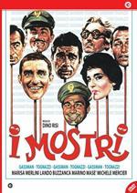 I mostri. Nuova edizione (DVD)