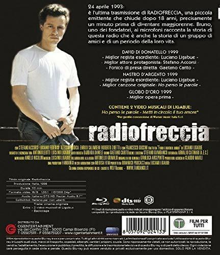 Radiofreccia (Blu-ray) di Luciano Ligabue - Blu-ray - 2