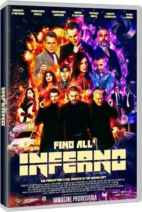 Fino all'inferno (DVD) di Roberto D'Antona - DVD