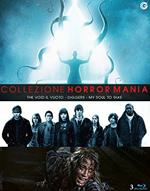 Cofanetto Horror Mania (3 Blu-ray)