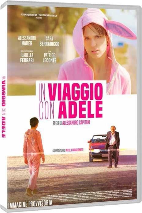 In viaggio con Adele (DVD) di Alessandro Capitani - DVD
