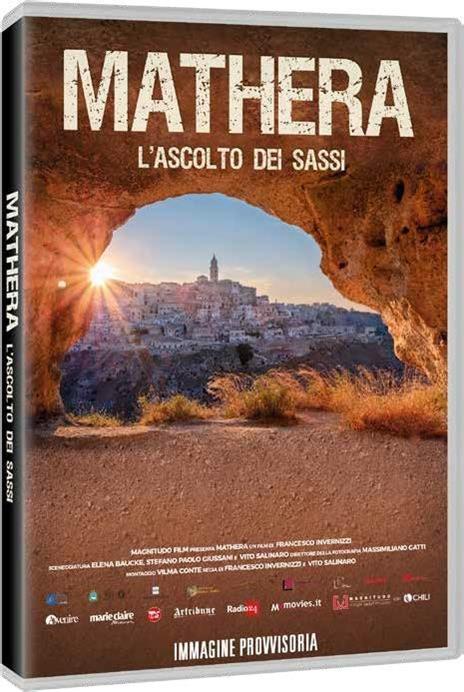Mathera (DVD) di Francesco Invernizzi,Vito Salinaro - DVD