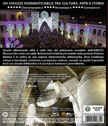 Mathera (Blu-ray) di Francesco Invernizzi,Vito Salinaro - Blu-ray - 2