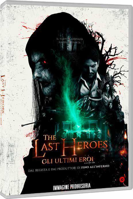 The Last Heroes. Gli ultimi eroi (Blu-ray) di Roberto D'Antona - Blu-ray