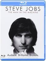 Steve Jobs. Man in the Machine (Blu-ray)