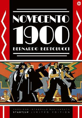 Novecento. Parte 1 + Parte2 (2 DVD) di Bernardo Bertolucci - DVD