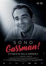 Sono Gassman Vittorio! Re della commedia (DVD)
