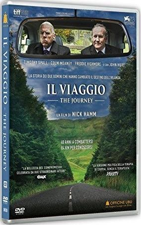 Il viaggio. The Journey (DVD) di Nick Hamm - DVD