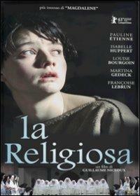 La religiosa (DVD) di Guillaume Nicloux - DVD