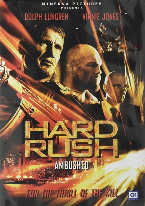 Hard Rush (DVD) di Giorgio Serafini - DVD