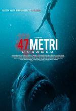 47 metri Uncaged (DVD)