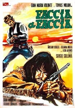 Faccia a faccia (DVD) di Sergio Sollima - DVD