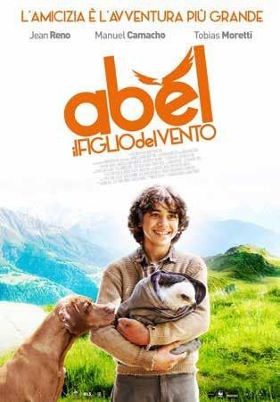 Abel. Il figlio del vento (DVD) di Gerardo Olivares - DVD