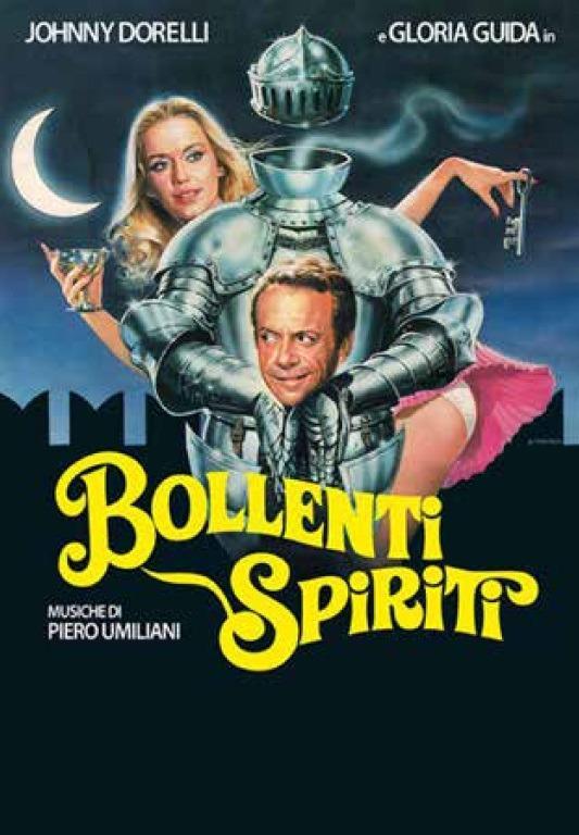 Bollenti spiriti (DVD) di Giorgio Capitani - DVD
