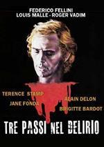 Tre passi nel delirio (DVD)