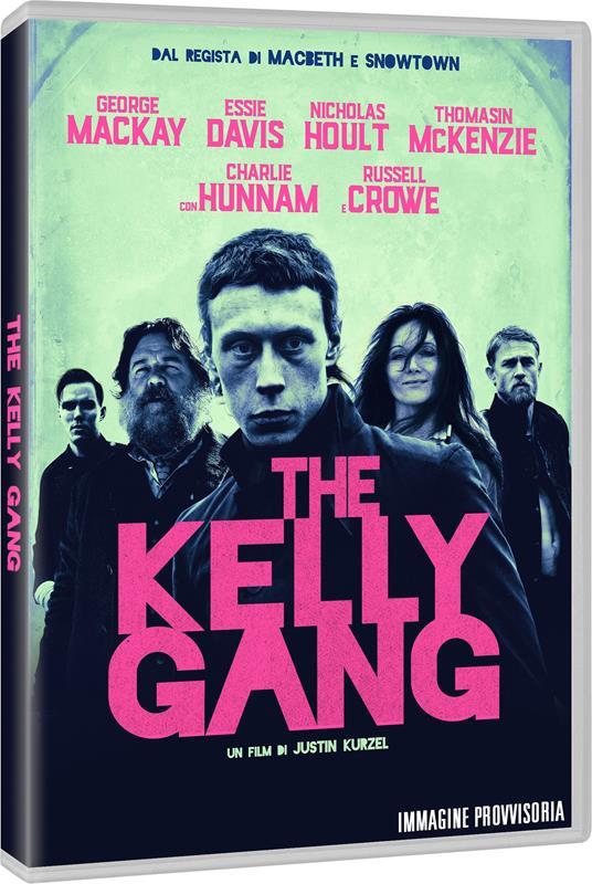 The Kelly Gang (DVD) di Justin Kurzel - DVD