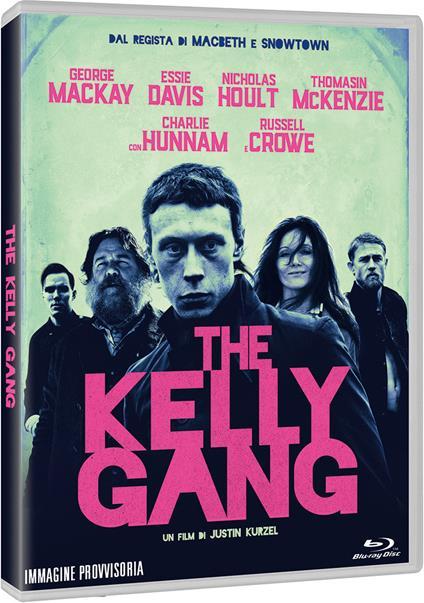 The Kelly Gang (Blu-ray) di Justin Kurzel - Blu-ray