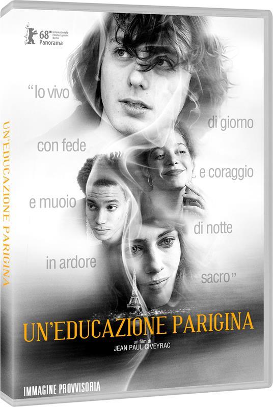 Un' educazione parigina (DVD) di Jean Paul Civeyrac - DVD